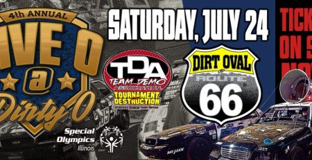 Five-O @ the Dirty-O: Race Fans