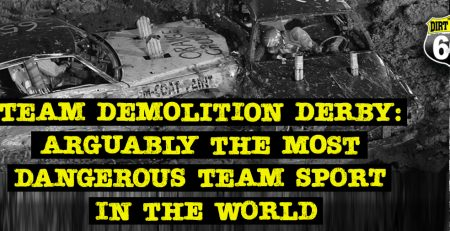 Dirt Oval 66 is hosting three Team Demolition Derby events in 2021.
